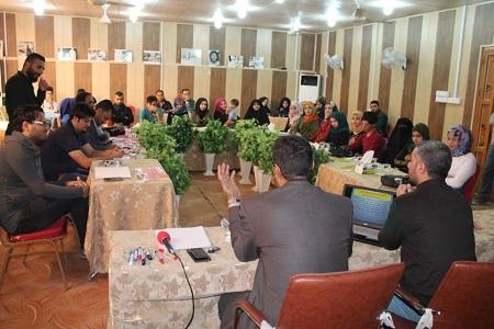جمعية الفردوس العراقية تعقد ورشة عن كيفية اعادة الاموال المهربة خارج البلاد